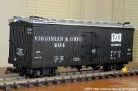 "NMRA ""Living Legend"" - Virginian & Ohio Kühlwagen (Reefer) 404"
