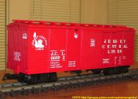 Jersey Central G�terwagen (Box car) 66892
