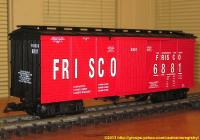 Frisco Güterwagen (Box car) 6881