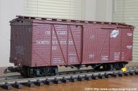 Chicago & Northwestern Güterwagen (Box car) 78713