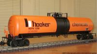 Hooker 55 ft. Kesselwagen (Tank car) 1266
