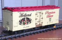 Holland Premium Beer Kühlwagen (Reefer) EBX505