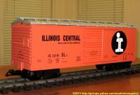 Illinois Central Güterwagen (Box car) 12191