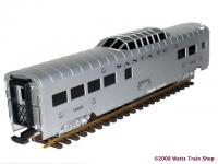 US Streamliner Aussichtswagen (Dome car)