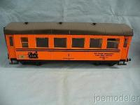 BTO  - LGB MRRC 1980 - Jubiläums Wagen (Convention car)