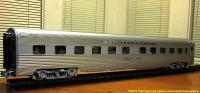 California Zephyr - Schlafwagen (Sleeper) - Silver Summit