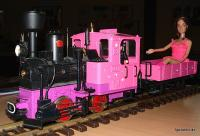 Barbie Zug (Train)