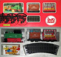 LGB Batteriebahn (Battery Train) Set