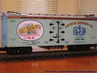 Anchor Brewing Kühlwagen (Reefer) ASBX 806