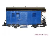 Postwagen (Baggage car)