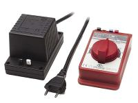 Trafo Und Regler, 1 Amp, 230 Volt (Transformer and throttle, 1 amp, 230 volts)