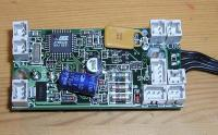 1.5 Ampere DCC Decoder - LGB MZS/MTS On-Board Decoder, small