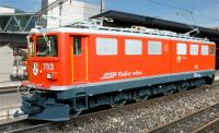 RhB Ge 6/6 II 703 E-Lok (Electric locomotive)