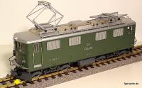 RhB Ge 4/4 I Ellok (Electric locomotive) 610 Viamala