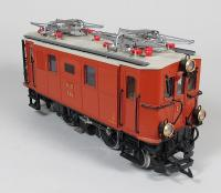 RhB Ge 2/4 E-Lok (Electric locomotive) 205 (Version 2)