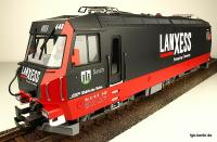 "RhB Ellok (Electric locomotive) Ge 4/4 III 648 ""Lanxess"""