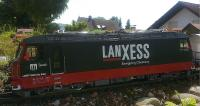 RhB Ellok (Electric locomotive) Ge 4/4 III 648 LanXess