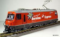 RhB Ellok (Electric locomotive) Ge 4/4 III 641 Heidiland