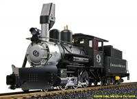 C&S Mogul Dampflok (Steam locomotive) #9