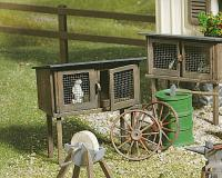 Hasenstall (Rabbit hutch)