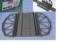 Gitterbr�cke (Arch truss bridge)