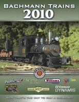 Bachmann Trains Katalog (Catalogue) 2010