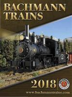 Bachmann Trains Katalog (Catalogue) 2018