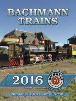 Bachmann Trains Katalog (Catalogue) 2016