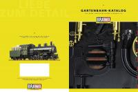 Brawa Katalog (Catalogue) 2008