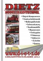Dietz Katalog (Catalogue) 2012