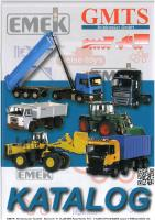 GMTS Katalog (GMTS Catalogue) 2014