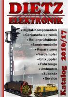 Dietz Katalog (Catalogue) 2016/2017