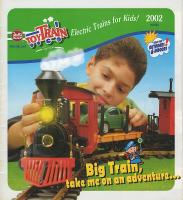 LGB Toy Train Katalog (Catalogue) 2002