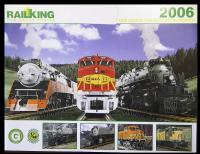 MTH One Gauge Katalog (Catalogue) 2006