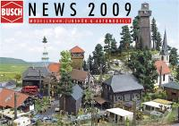 Busch Neuheiten (New Items) 2009