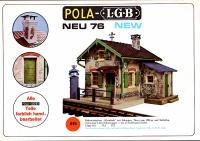 Pola Neuheiten (New Items) 1976