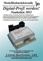 LDT - Littfinski Daten Technik Neuheiten (New Items) 2011 - Deutsch/German