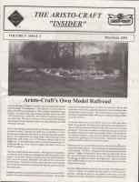Aristocraft Insider - 2001, Iss. 3 (May/June)