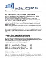 Zimo Newsletter - 2009-11 November (English)