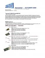 Zimo Newsletter - 2009-10 October (English)