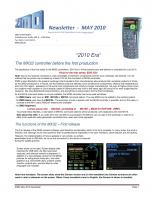 Zimo Newsletter - 2010-05 May (English)