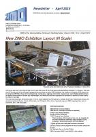 Zimo Newsletter - 2013-04 April (English)