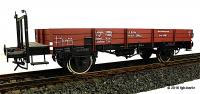 DR Niederbordwagen (Low-sided gondola) 43998X