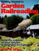 Gartenbahn (Large Scale) Handbook - 2001 Getting started in Garden Railroading