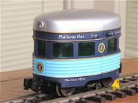 Oval Office - Railway One Lil' Eggliner