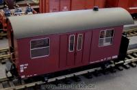 HSB Gepäckwagen braun (Baggage car, brown)