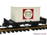 Florsheim Containerwagen (Container car)