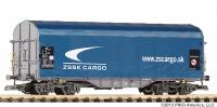 ZSSK Cargo Shimmns (Sliding wall car)