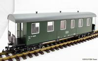 HSB Traditionswagen, links (Passenger Car, left side) 900-460