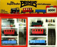 Primus Zugset (Train Set)